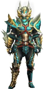 zinogre armour